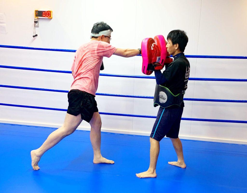 image-めっちゃメラメラ キックボクシング | 名古屋池下のキックボクシングフィットネスジム