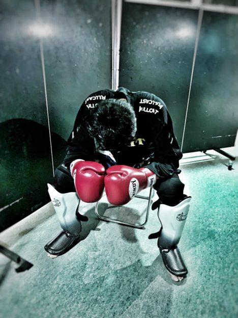 image-緊張はしてもいい。するからいい。 | 名古屋池下のキックボクシングフィットネスジム