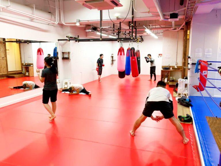 image-誰もいなくても - 名古屋池下のフィットネスキックボクシングジム