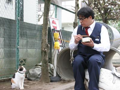 image-映画『ねこタクシー』 | 名古屋池下のキックボクシングフィットネスジム