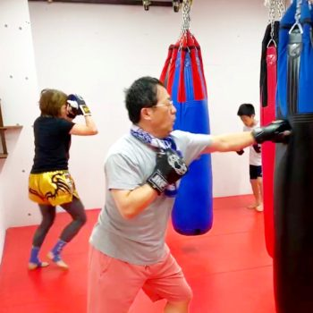 image-伊藤さま 血圧もコレストロール値も改善した | 名古屋池下のキックボクシングフィットネスジム