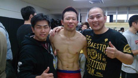 image-ぼくの先輩とGLADIATOR | 名古屋池下のキックボクシングフィットネスジム
