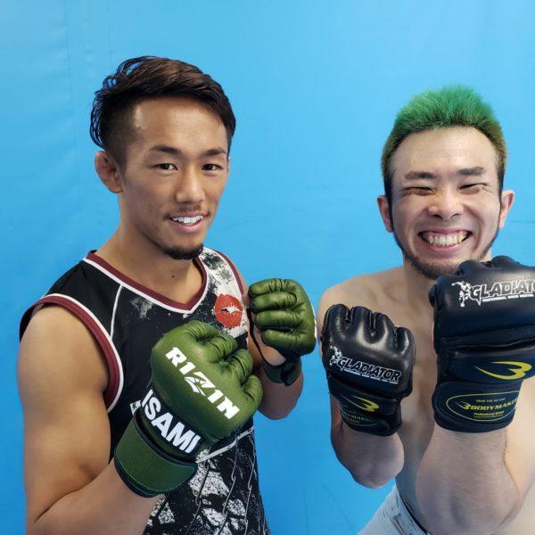 image-ハッテンイチハチ!名古屋ライジン! - 名古屋池下のフィットネスキックボクシングジム