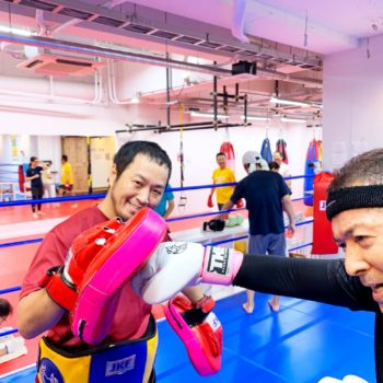 image-JKF流スパーリングの心がけ。大切なのは「余裕の心」 | 名古屋池下のキックボクシングフィットネスジム