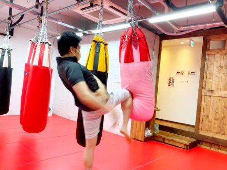 image-山下さま キックボクシングをやればやるほど健康に | 名古屋池下のキックボクシングフィットネスジム
