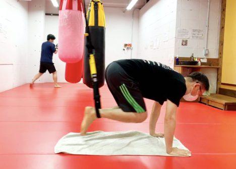 image-大谷さま 健康を維持するためのジムという場所は必要ですよ - 名古屋池下のフィットネスキックボクシングジム