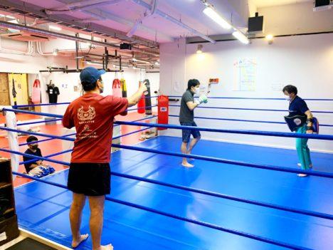image-スパーリングを8月25日から再開します | 名古屋池下のキックボクシングフィットネスジム