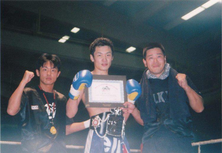 佐藤嘉洋が構築しているキックボクシングを簡単に教えています