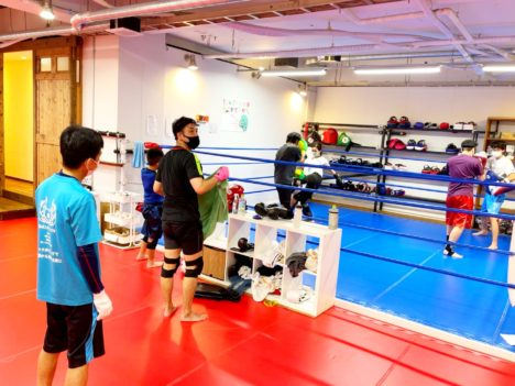 image-運動は尊い - 名古屋池下のフィットネスキックボクシングジム