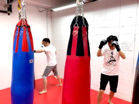 image-サンドバッグを打つと体調が良くなる - 名古屋池下のフィットネスキックボクシングジム