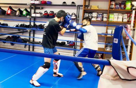 image-矢田さま 3分はめちゃ長いです(笑) - 名古屋池下のフィットネスキックボクシングジム